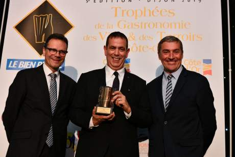 Gastronomic Trophies Best Restaurant Service